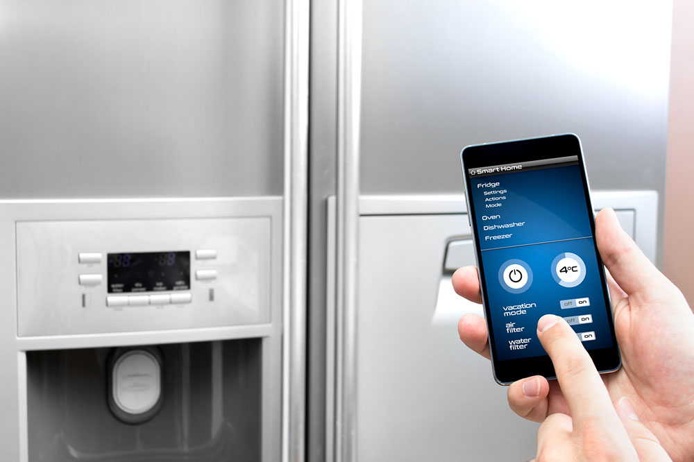 4 Top Rated Smart Fridges