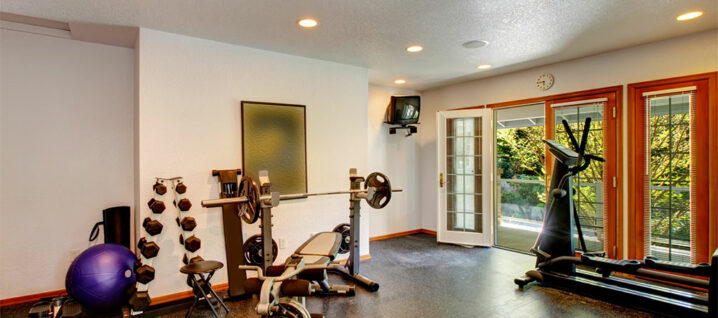 5 Low-Cost Equipment Every Home Gym Needs