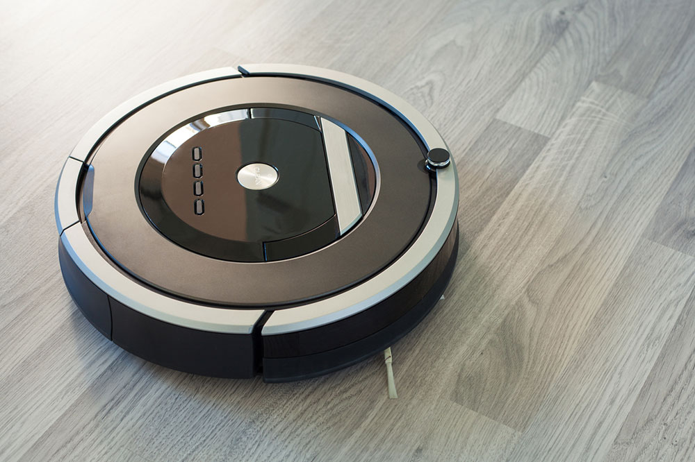 The Benefits of Robot vs. Push Vacuums