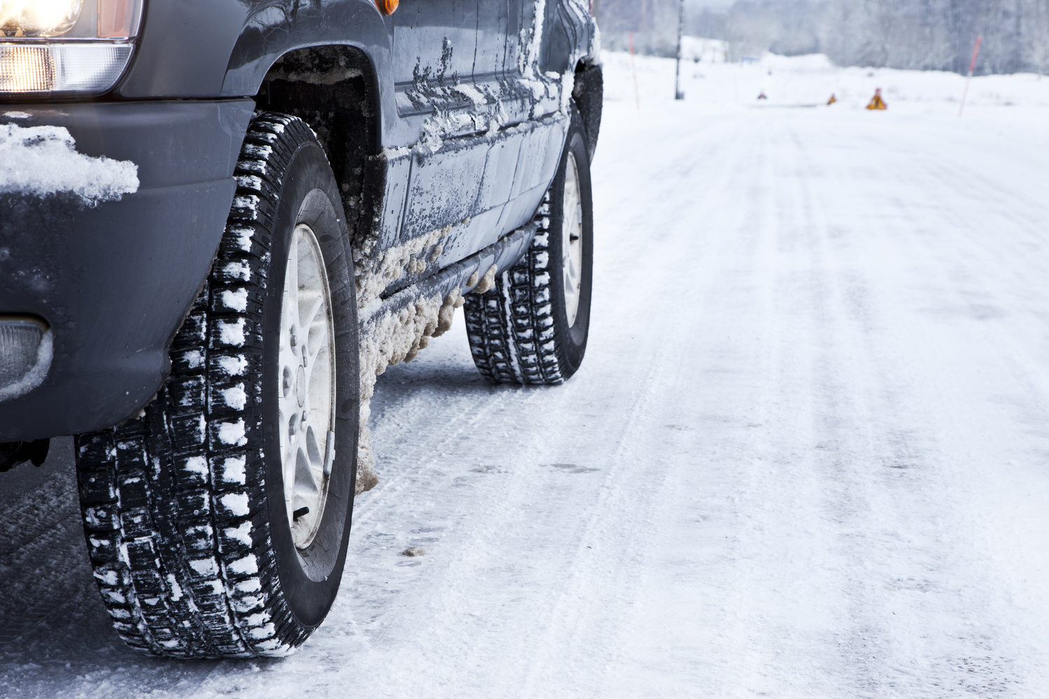 6 Tire Tips for Driving Safely in the Winter